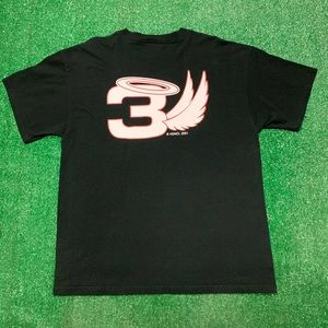 Vintage Dale Earnhardt Angel Wings Halo Shirt